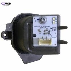 CZMOD oryginalny PL433100L S131628 Q3 lewy reflektor LED światło do jazdy dziennej drl źródło moduł żarówek używany samochód akcesoria oświetleniowe