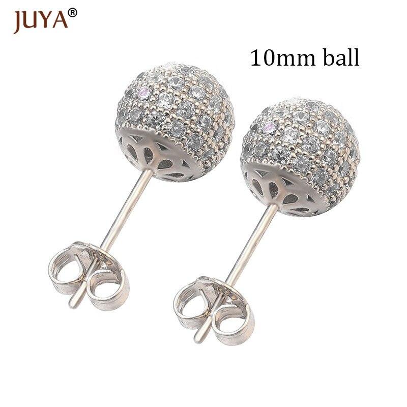 10mm ball silver