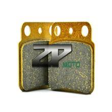 For ARCTIC CAT 400 DVX (2x4) Sport 04-08 05 06 07 TS 06-07 Rear Brand New High Quality Organic Kevlar Brake Pads