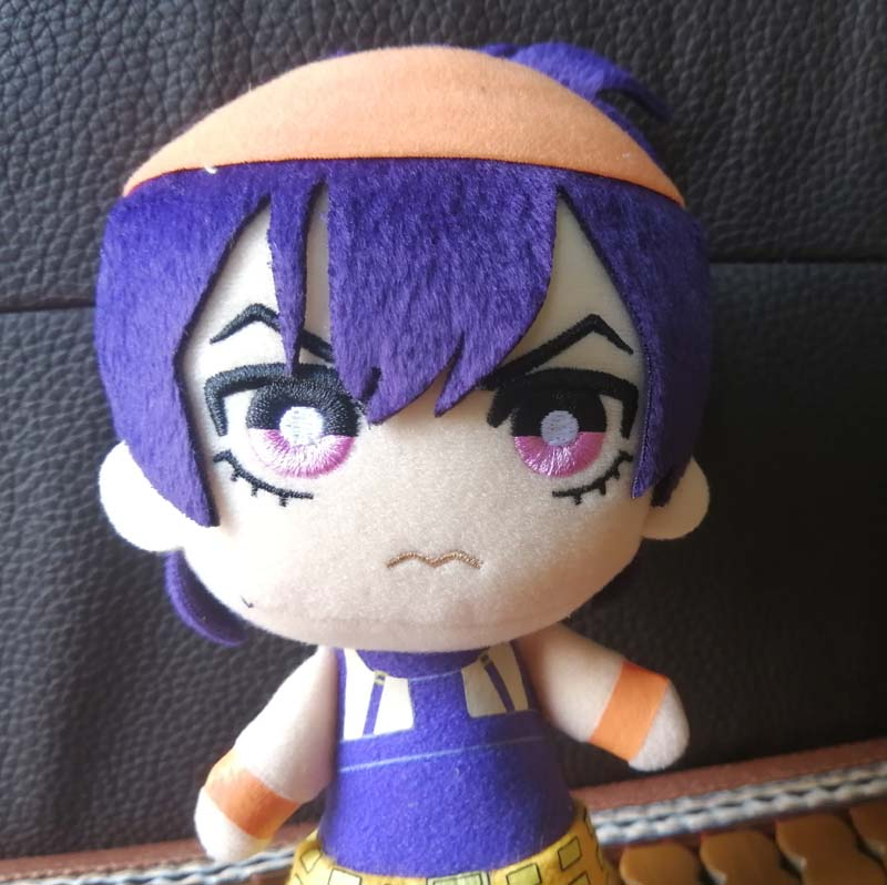JoJos Bizarre Adventure Golden Wind Plush Giorno Narancia Mista PLUSH DOLL
