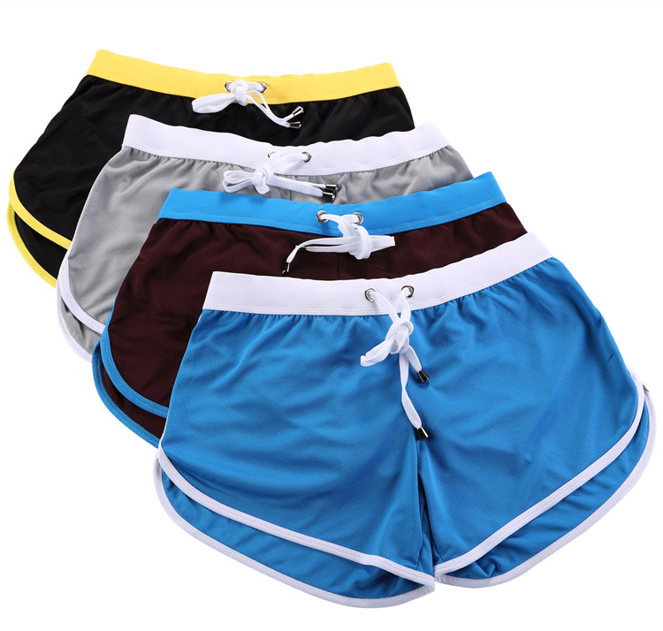 Best Hot Selling Leisure Vacation Seaside Shorts Men S Sport Shorts Holiday Leisure Short Pants  Quick Drying Polyester Pants