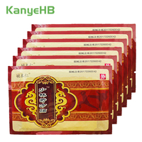 24pcs/3bags Medical Plaster Shaolin Medicine Knee Pain Relief Adhesive Patch Joint Back Pain Killer Plaster Pain Relieving A018|Patches| |  -