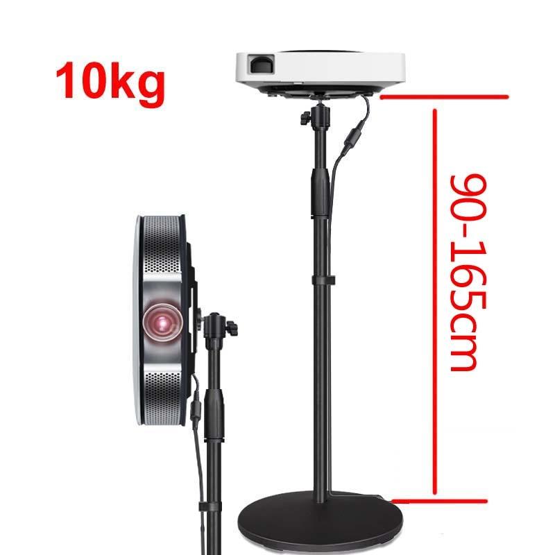 (85-160CM) T2-85160 10kg Universal Strong Mini Projector Desktop Stand P2 X1 G1-S PPX4350 PPX4935 X6 Video Table Mount Bracket
