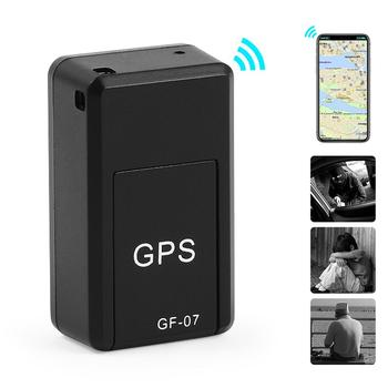 Mini rastreador GPS de coche de seguimiento en tiempo Real dispositivo localizador GF-07 GF-09 GF-21 magnético rastreador GPS en tiempo Real localizador de vehículo