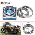 ZS MOTOS 1 paire Ural CJ-K750 pièces de moto roulements de direction Threst roulement Kit pour BMW R1 R50 R71 M72 C-750 Threst roulements