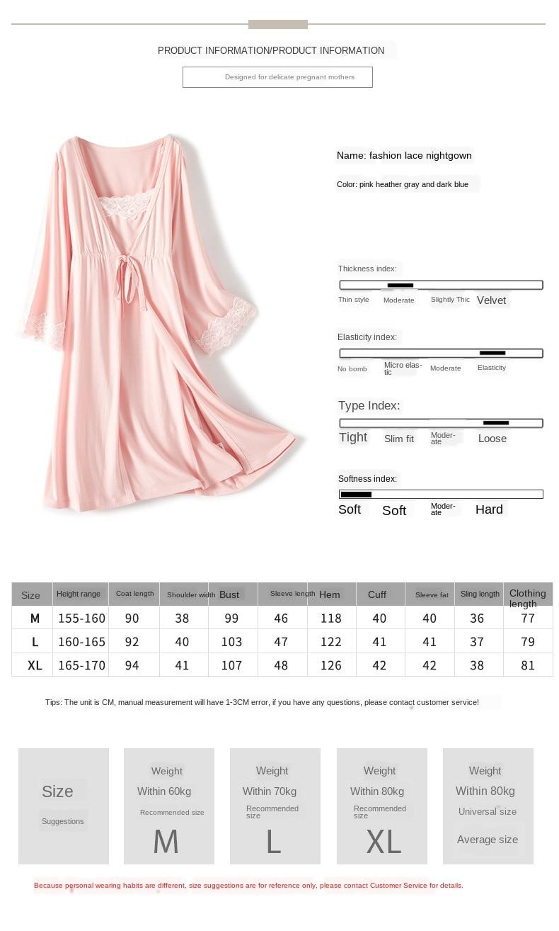 das mulheres vestido de pijamas rosa para 05
