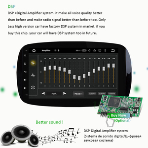 Image 4 - PX6 Phát Thanh Xe Hơi 1 Din Android 10 Đa Phương Tiện Dvd GPS Autoradio Cho Xe Mercedes/Benz Smart Fortwo 2015 âm Thanh 2018 Dẫn Đường GPS