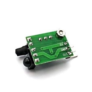 Image 4 - MK00169 חדש אינפרא אדום דיגיטלי מכשול הימנעות חיישן סופר קטן 3 100cm מתכוונן הנוכחי 6mA