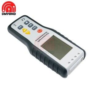 Image 5 - 4 канальный цифровой термометр k типа с ЖК дисплеем, датчик термопары 200 ~ 1372 по Цельсию/2501 по Фаренгейту, Новинка
