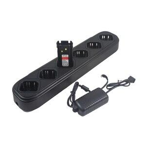 Image 3 - Caricatore rapido di Multi modo della batteria sei per il ricetrasmettitore tenuto in mano di serie di Baofeng UV 82