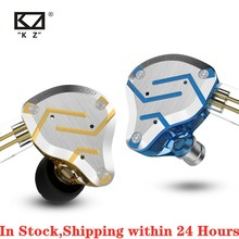 KZ ZS10 PRO 4BA + 1DD KZ 하이브리드 이어폰 헤드셋 HIFI 이어폰 이어폰 모니터 KZ AS10 ZS10 ZSN PRO ZSXZST ZS5 용 이어 버드