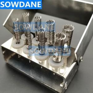 Image 5 - Impianto dentale Bone Terphine Fresa per manipolo A bassa velocità Maniglia Dia 2.35 millimetri Strumenti Chirurgici Disinfezione Holder
