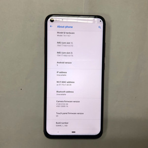 """Image 3 - Global Rom Nokia X71 Mobile Phone 6GB RAM 6.39"""" Snapdragon 660 Octa Core Android 9 48MP Camera Fingerprint 4G LTE Mobile Phone"""