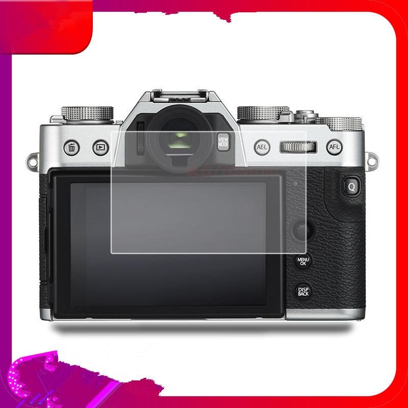 2 PCS 9H Tempered Glass LCD Screen Protector For  Fujifilm X-T30 X-T20 X-T10 X-T100/F10 X-E3/A1/A2