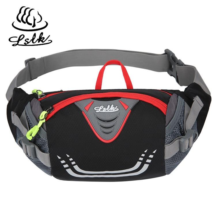 Waterproof Running Waist Bags Hiking Pack Ultralight Sport Cycling Belt Money Cell Phone Pocket For Men Women Running Belt Bag