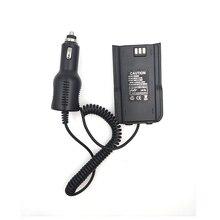 Éliminateur de batterie de chargeur de voiture pour le talkie walkie de DMR de MD 380 de MD UV380 de TYT de la chape RT3 RT3S