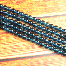 Kyanite Natural Stone Bead Round Loose Spaced Beads 15 Inch Strand 4/6/8 / 10mm For Jewelry Making DIY Bracelet Necklace