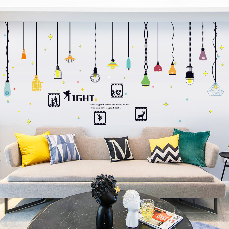 Special Offers Wall Decorations Sticker Living Room Modern Ideas And Get Free Shipping A616