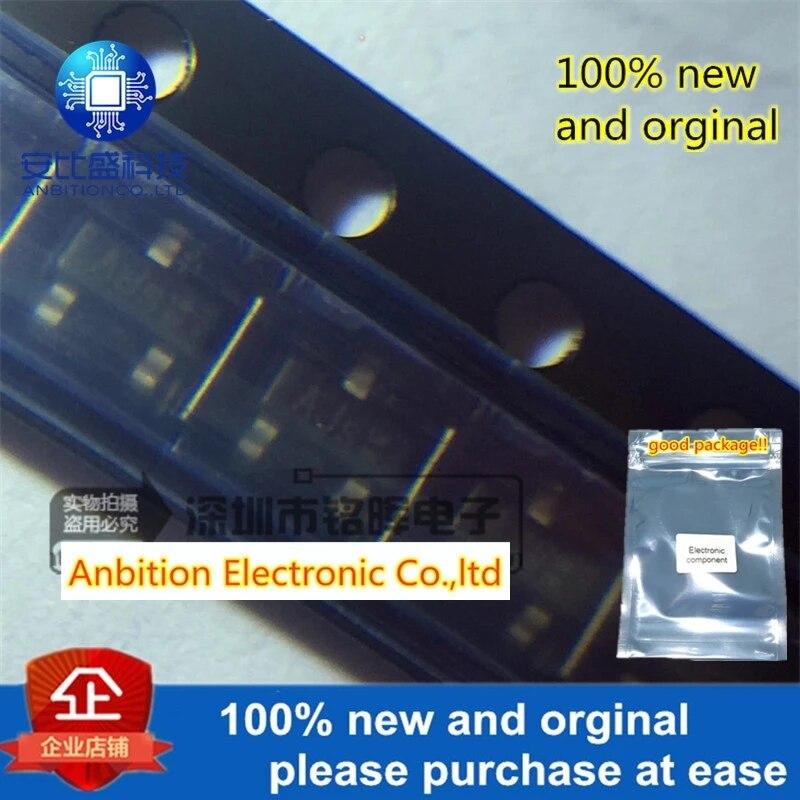 50pcs 100% New And Orgianl BCX70J Silk-screen AJs SOT-23 45V 200mA In Stock