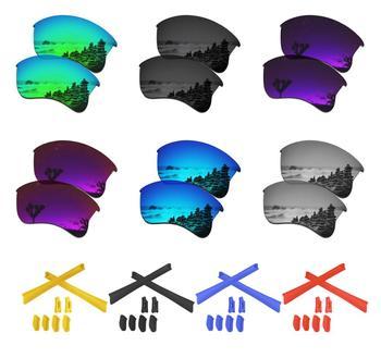 цена на SmartVLT Polarized Replacement Lenses for Oakley Flak Jacket XLJ Sunglasses - Multiple Options