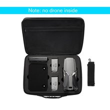 For  Mavic 2 Pro Accessories Handheld Carrying Case Storage Bag for DJI Mavic 2 Pro/Zoom/Smart Controller waterproof storage bag handheld carrying case handbag for dji mavic air drone controller batteries accessories
