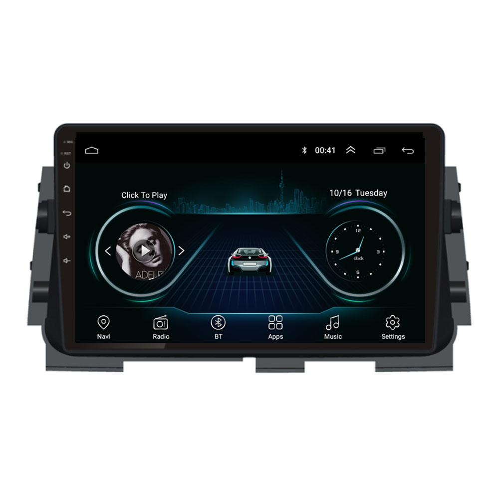 4G LTE Android 10.1 For NISSAN MICRA KICKS 2017 2018 2019  Multimedia Stereo Car DVD Player Navigation GPS Radio