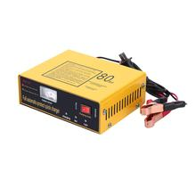 Professional 140W Full Automatic-protect Quick Charger 6V/12V 80AH Automatic Intelligent Car Battery Charger Negative Pulse Hot(China)