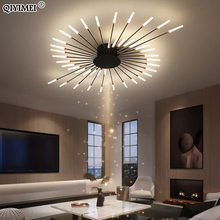 New Modern Chandelier Lights For Foyer Study Living Room Bedroom Kitchen Hall Lighting Decoration Indoor Lamps Warm Home Luster