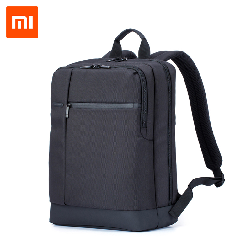 Xiaomi Travel Business Backpack with 3 Pockets Large Zippered Compartments Backpack Polyester 1260D Bags for Men Women Laptop 1
