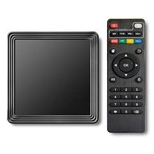 Novo 4k ultra hd android 10.0 caixa de tv 3d wifi 2.4g & 5g 4gb ram 32g rom smart tv conjunto braço amlogic s905l media player caixa boxtop