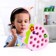 Интеллектуальная Детская игрушка Деревянный 3d пазл головоломки