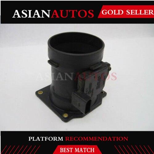 For Mass Air Flow Sensor 00 05 Audi A4 A6 VW Passat 2.8L V6 078133471E AFH7008D Sensors & Switches     - title=