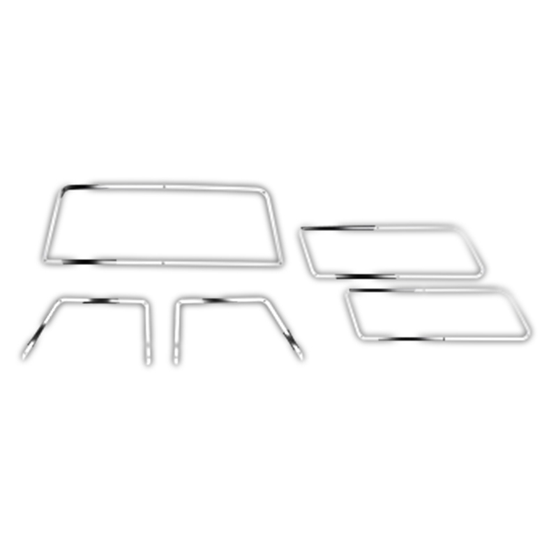 Great buy Chance of  Windscreen Decoration Strip/ Side&Rear Window Frame for TRAXXAS TRX/ TRX4 DJC-9155 Ford Bronco RC C