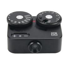 New DOOMO Meter D Hot Shoe Light Meter For Dual Lens Reflex Camera 120/135 RangeFinder Leica