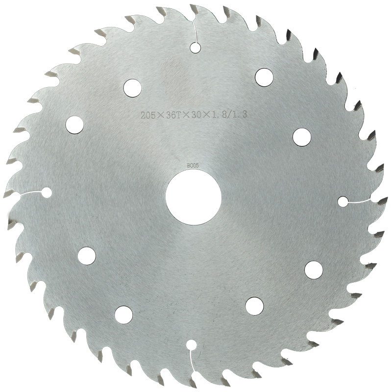 LIVTER Customized Multiple Saw Blade Circular Sawmill Blades For Wood Carbide Tip