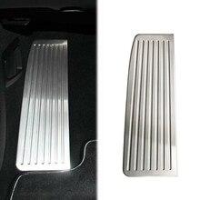 Нескользящая Накладка для ног из нержавеющей стали для Volvo XC60