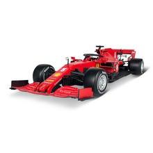Bburago 1:18 Ferrari 2020 SF1000 F1 Racing #5 Sebastian Vettel Formel Auto Statische Druckguss Fahrzeuge Sammeln Modell Auto spielzeug