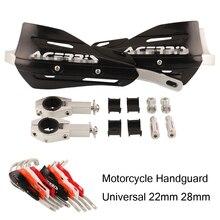 دراجة نارية Handguard قفازات واقية لليد ل KLX RMZ CRF YZF SX EXC XCW SMR الترابية دراجة ATVS موتوكروس إندورو قفازات واقية لليد s