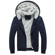 Yeni Hoodies Erkek Marka Giyim Kapşonlu Casual Kış Kalınlaşmış sıcak tutan kaban Erkek Kadife Erkek Tişörtü Ceket Fermuar Hırka Hoody
