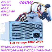 New PSU For Dell XPS 8100 8300 8500 8700 8900 8910 Power Supply HU460AM 01 HMCPC HK560 18FP AC460AD 01 D460AN 01 DPS 460DB 7 A
