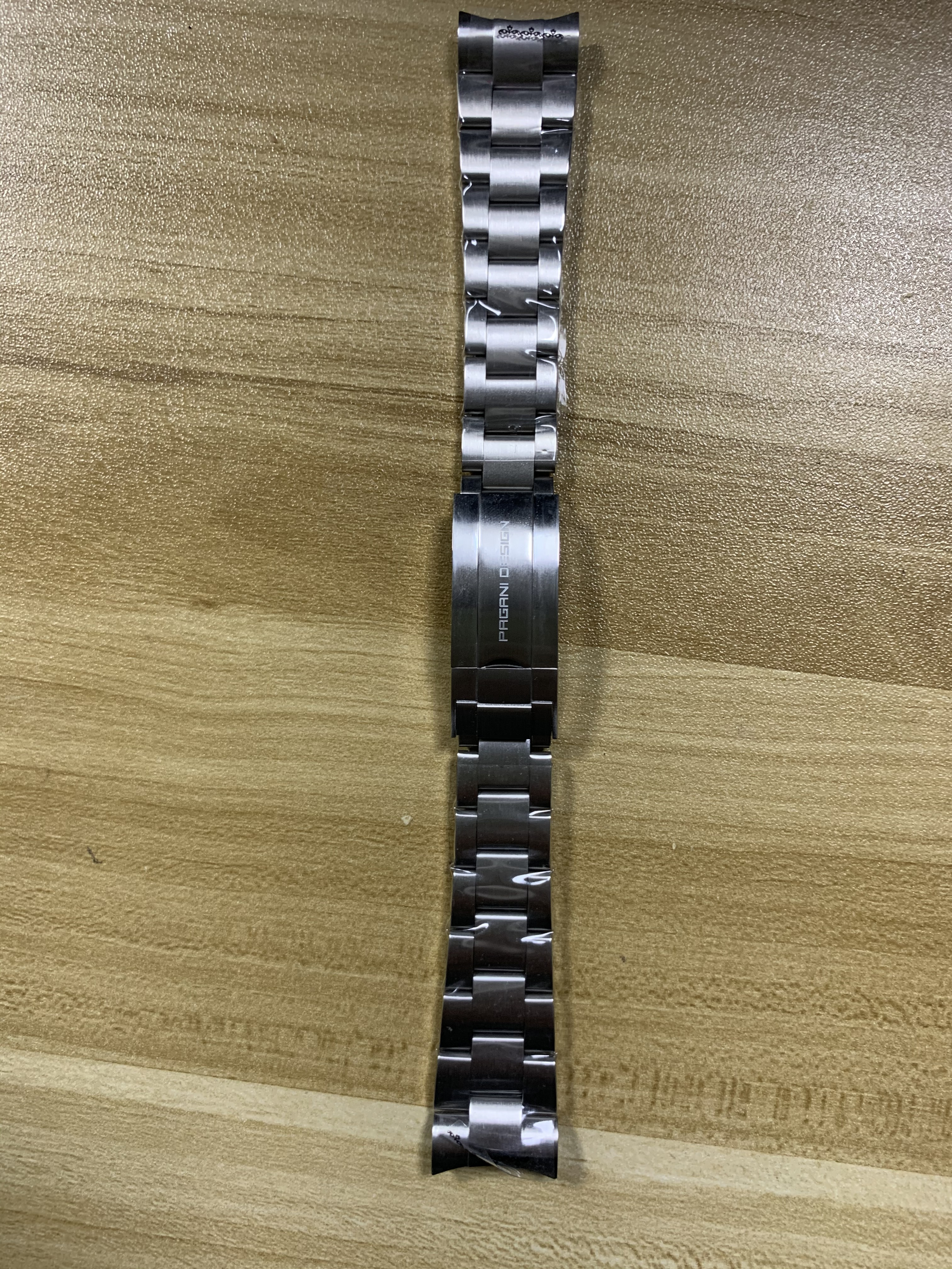 PAGANI DESIGN PD-1639 Model New Stainless Steel Strap