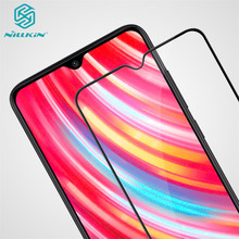 Para Xiaomi Redmi Note 8 Pro Nillkin CP + PRO Anti Explosão de Vidro Temperado Filme Protetor de Tela de cobertura Total para Redmi Note8 Pro
