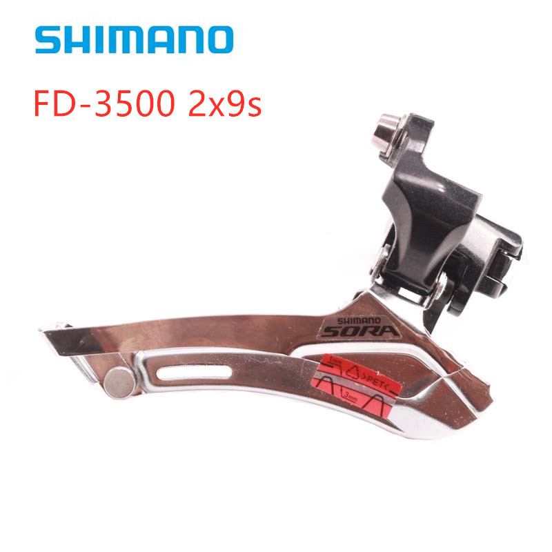 New Shimano Alivio bike bicycle Front Derailleur 34.9mm Band Style Mount