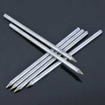 Diamond Glass Cutter Tile Cutter Cutting Machine Carbide Scriber Hard Metal Lettering Pen Construction Tools Tools for Tile