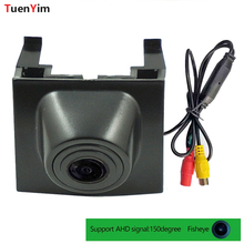 Positive-View-Camera Parking-Assist Waterprof Night-Vision Front Ford Mondeo 720P Car