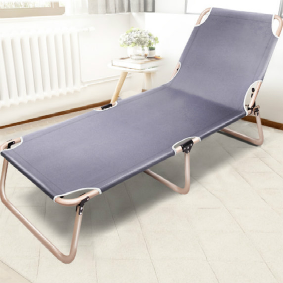 Lunch Treasure Folding Sheets People Bed Family Lunch Break Office Adult Nap Lounge Chair Simple Marching Multi-functional