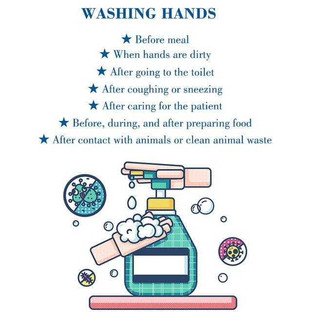 Anti-Bacteria Hand Sanitizer Gel Desinfectante De Manos Anti-virus Moisturizing Disposable Instant Outdoor Cleansing Hand Gel 4