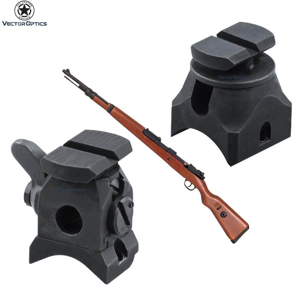 Allemand 98 K K98 98 K Mauserkar98K Sniper point rouge portée de visée PIcatinny Rail Mount avec tout l'acier fait