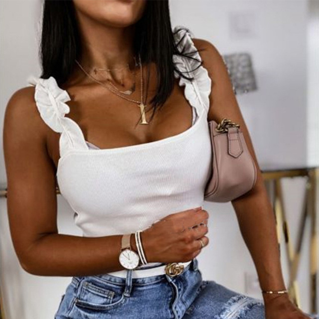 Women Ribbed Short Sleeve Shirt Women's Blouse Shirt 2020 Summer O-Neck Solid Color Ladies Tops Spring Sexy Slim blusas mujer 2