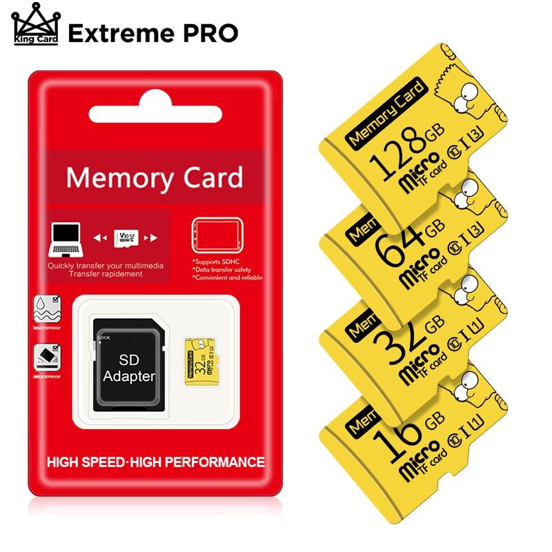 Высокоскоростные карты памяти microsd, 8 ГБ, 16 ГБ, 32 ГБ, 64 ГБ, карта памяти класса 10, карта micro sd, Мини TF-карта для камеры/смартфона